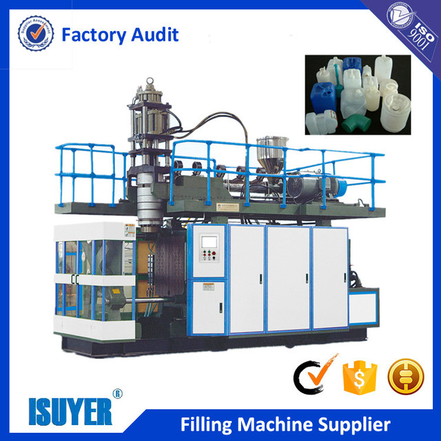 Suzhou Factory Supplier Electric Driven Plastic 5 Litre Containers Blowing Machine For Sale With CE Standard