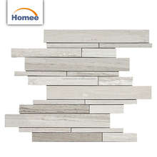 Exterior House Front Wall Tiles Design Decorative Outdoor Mosaic Marble Stones Exterior Wall Tiles Natural Stone Tile