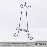 Sketch Painting Easels Metal Wire Hand