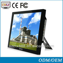 800x600 Resolution 12 inch Open Frame LCD Industrial Monitor