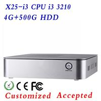 XCY X25-I3 computer cases towers multi user pc station OS support wi7 windows XP etc.