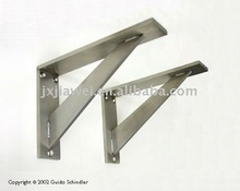 JW-208 metal stainless steel angle bracket