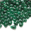 #CEZZ Natural Multi Shape Cabs Loose Gemstone Emerald