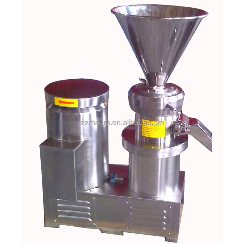 Peanut butter machine/colloid mill/pepper grinding machine