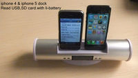 docking station Multifunctional focal audio speakers for iphone 4g&5g