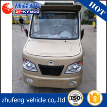 Left steering right hand drive hybrid electric car pickup truck