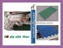2012 new type and high quality plastic pig slat floor