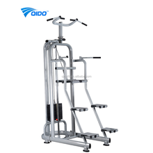 Commercial Assist Chin Up Dip Machine/Dip & Hip Assist Machine/Indoor Gym Machine