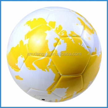 PVC Leather Soccer Ball