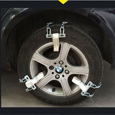acvinced best selling Snow chain tyre chain for SUV and cars