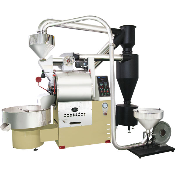Wholesale price industrial gas cocoa bean roaster 2kg 10kg 15kg coffee roaster