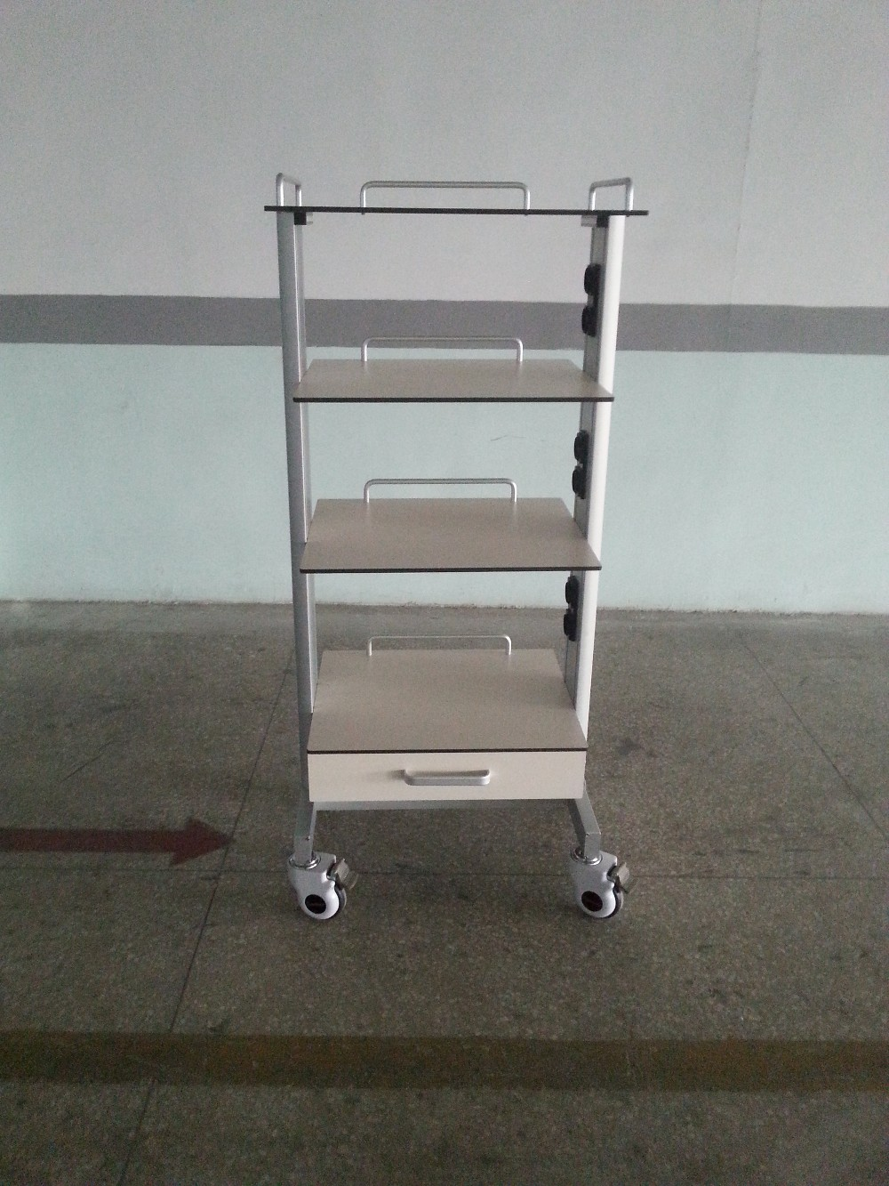 G-TI002 Hot sale Medical Endoscopy Operating Room Used Trolley