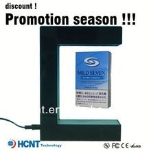 New design ! Magnetic Floating display stand for cigarette ,buy bidi cigarettes