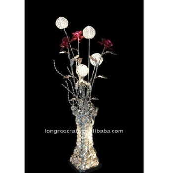 Handmade Modern Floor Flower Shapes LRF016 Light Office Decoration Light