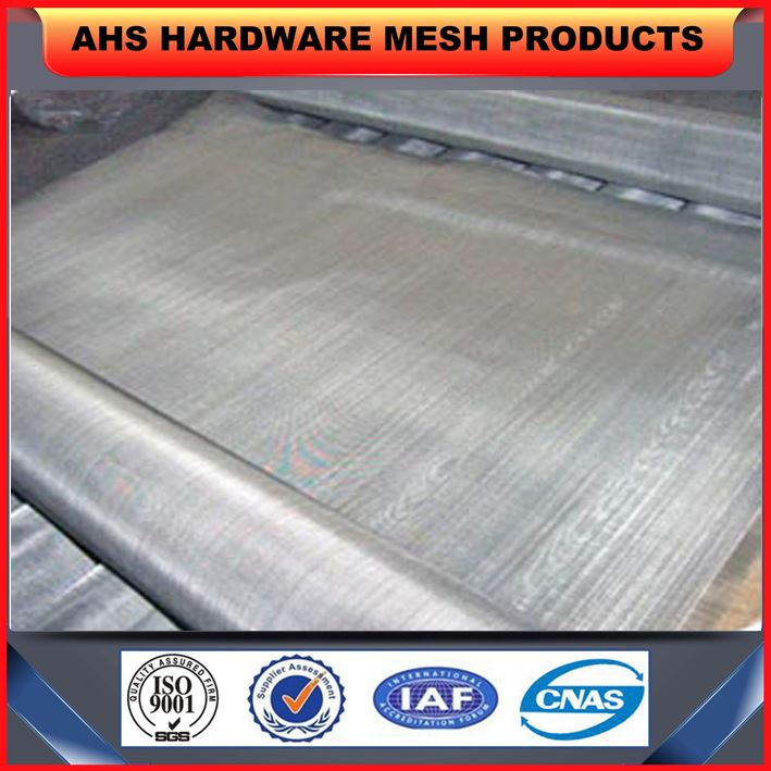 AHS 468 High Quality,31 years factory stainless steel aviary mesh