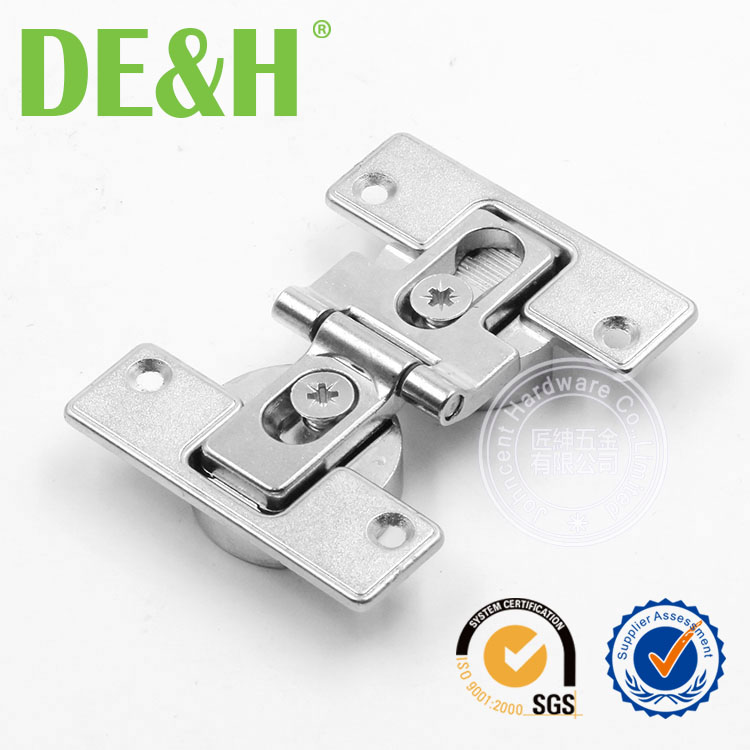 Special minus 90 degree hinge for furniture accessories