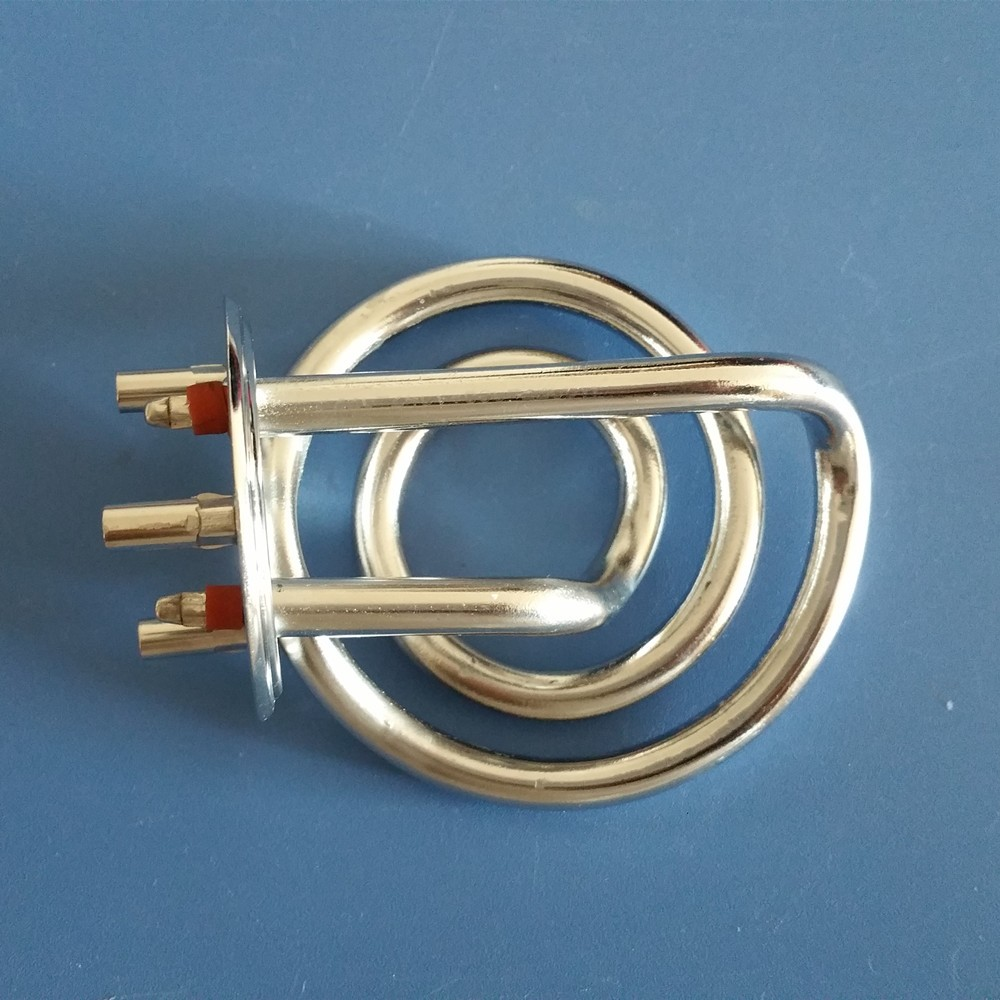 304 stainless steel tublar coffee maker heating element for Stainless steel elements