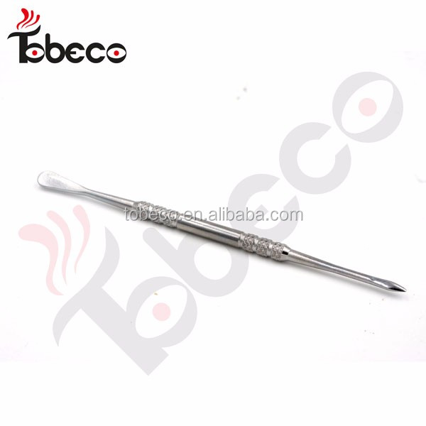 Alibaba express wax dabber/wax dab tool dry herb stainless steel wax dabber tool in stock