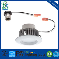 "UL ;Energy star ;FCC approved Dimmable 4"" LED Down light (120V AC)"