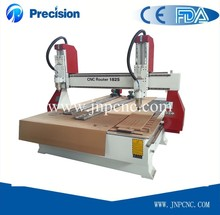 Multi-spindles CNC router wheat cutting machine india price 1825