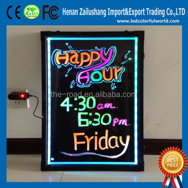 Letreros Led Programable Exterior LED Flash Board