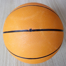small rubber kids basketball