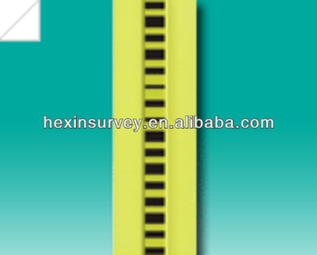 Sokkia invar barcode staff used with sokkia SDL digital level