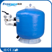 Freesea good quality outdoor used swimming pool sand filters for sale