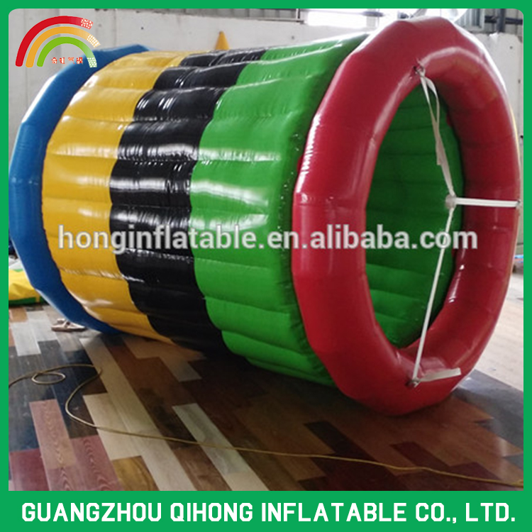 Strong Material Outdoor Cheap Inflatable Roller For Sale