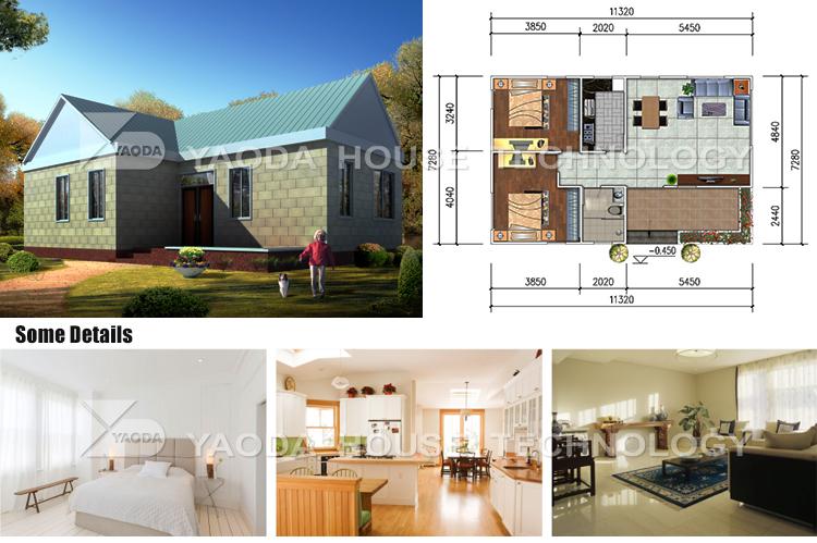 Fast Build Villa Prefab House For Jamaica Buy Jamaica