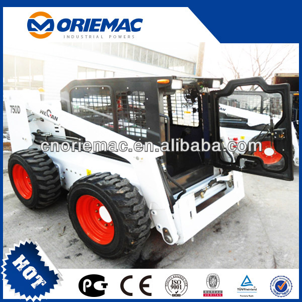 High Quality Wecan GM750D small skid steer loader for sale