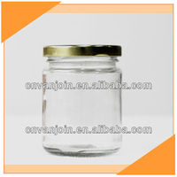 Cylinder Glass Food Containers