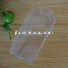 Offset printing clear PVC box mobile phone plastic packaging box