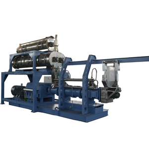 Floating Fish Feed Extruder Machine For Extruding Feed Pellets