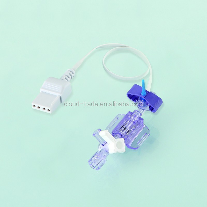 ISO Approved Dialysis disposable IBP blood pressure transducer