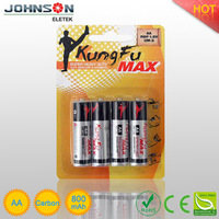 r6 size um3 1.5 v battery with best quality