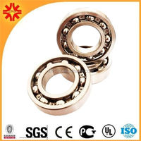 6300 series Single row auto parts deep groove ball bearing 6310