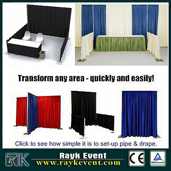 Singapore wholesale cheap photo booth/ drape frame