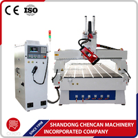Atc Cnc Machine , woodworking Machine for door , window , chairs, cabinet
