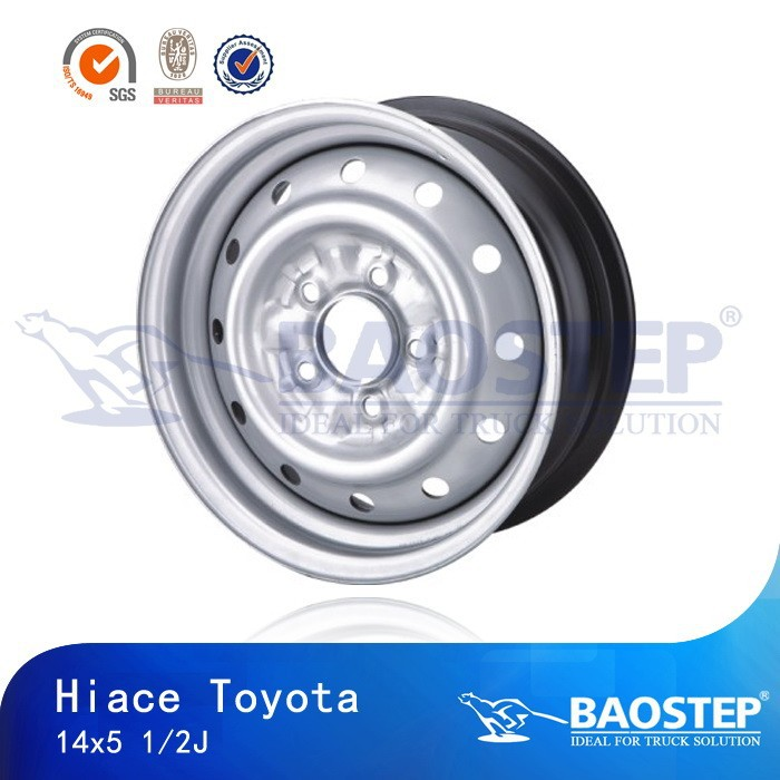 Hiace,Toyota 5 holes farm tractor tires rims for sale