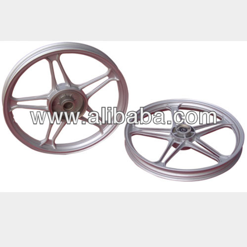 Magnesium Motorcycle Wheels