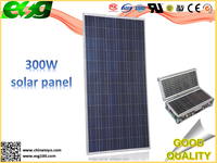 Wind-solar system sunpower 300w panel solar module