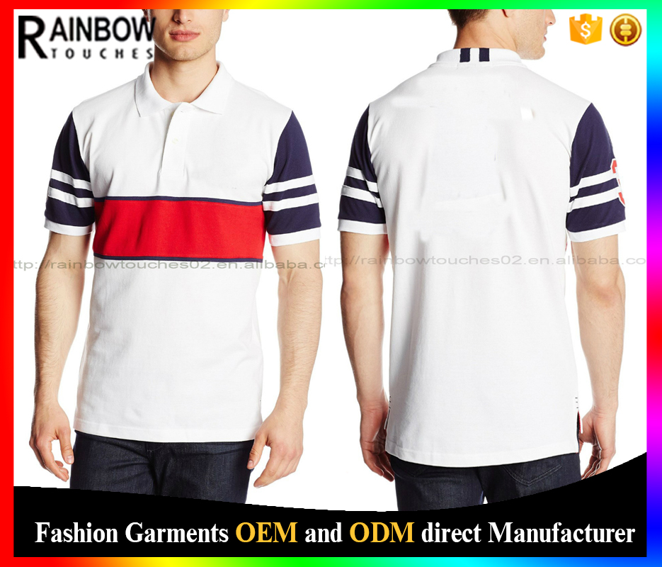 china cotton button sports cool max polo-shirt