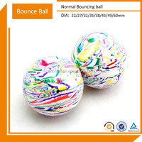 2014 New Rubber Marble Balls