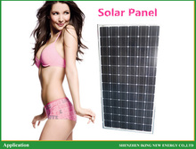 China Home Solar Panel Kit Cheap 130W Photovoltaic Solar Panel
