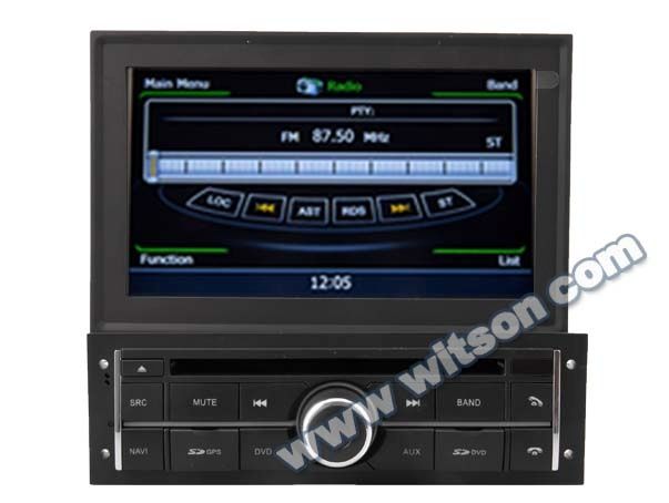 WITSON CAR <strong>DVD</strong> <strong>GPS</strong> NAVIGATION FOR MITSUBISHI <strong>L200</strong> 2010-2012 WITH A8 CHIPSET DUAL CORE 1080P V-20 DISC