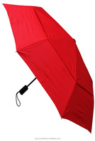 Windproof STRONG StormProtector compact umbrella colors flip belt