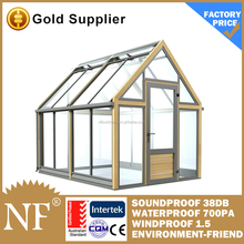 aluminium glass conservatory prices