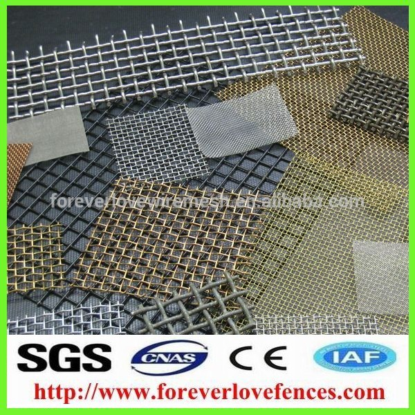 stamping crimped wire mesh mesh