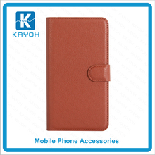 [kayoh]PU Leather Card Slot Stand Phone Case For mobile phone, Leather PU Back Cover